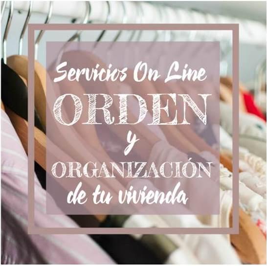 Servicios On Line de orden y organización de tuvivienda