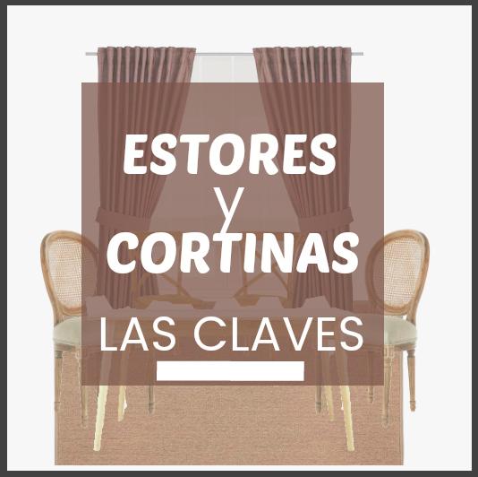 Estores y cortinas: aldetalle